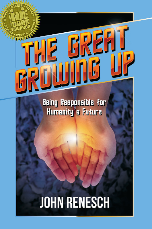The Great Growing Up Book Cover