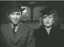 "James Stewart and Jean Arthur in a scene from ""Mr. Smith Goes to Washington"""
